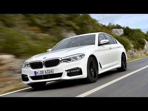 Первый тест BMW 5 серии G30. Лучший автомобиль в классе?