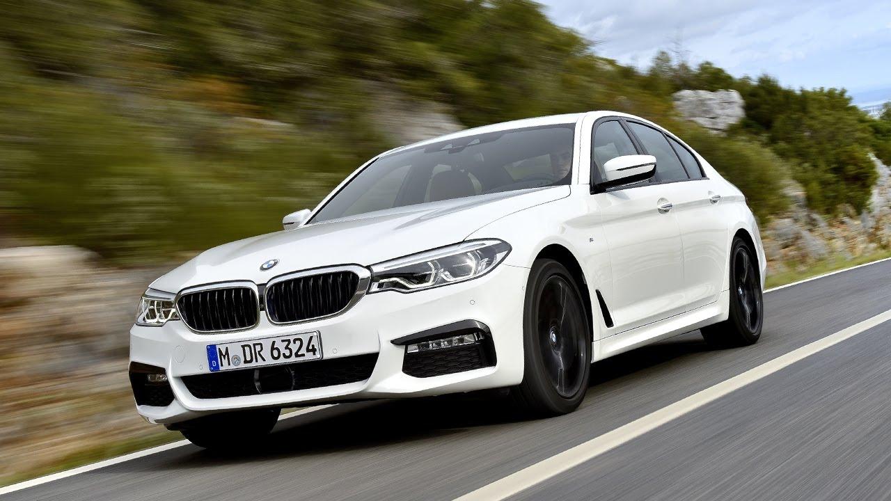 Первый тест BMW 5 серии G30. Лучший автомобиль в классе ...