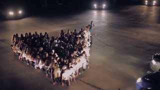 Свадебный переполох (Волгоград) - Самый массовый флешмоб #ФМ2013