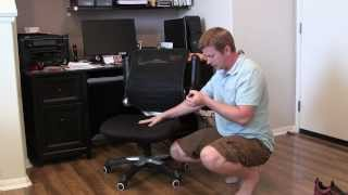 Lexmod Focus Edge Desk Chair - Best Affordable Office Chair! Product Review Demo