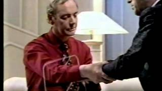 Paul Daniels performs The Powers of Darkness