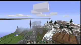 minecraft #3, 1parte come costruire una casa di lusso