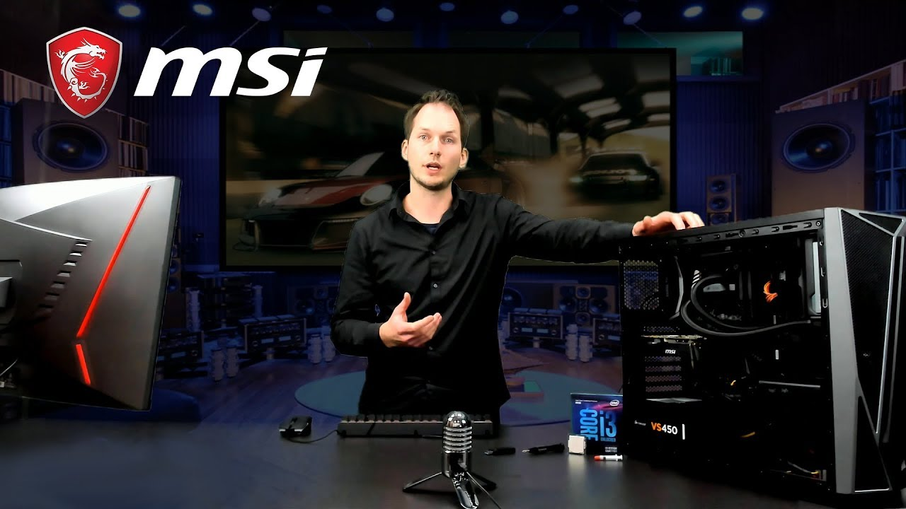 MSI BIOS walkthrough & overclocking | Gaming Motherboard | MSI