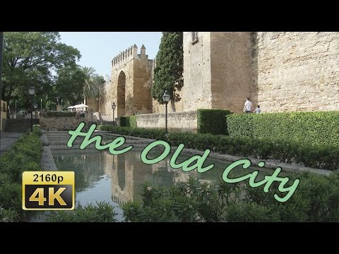 City Walk in Cordoba - Spain 4K Travel Channel