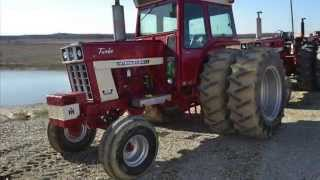Online Only Auction - International Tractors and Farm Equipment