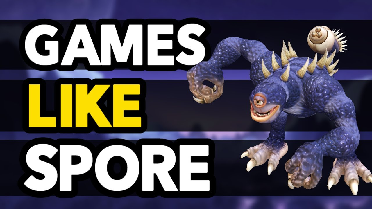 12 Games like Spore to play on PC and Mobile
