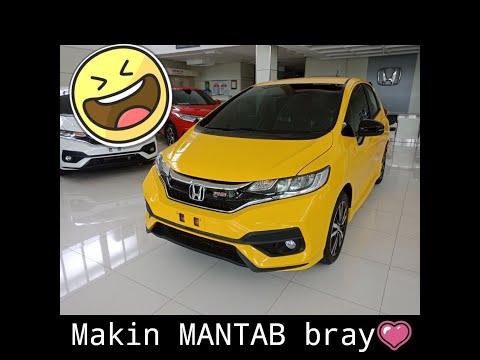 "Warna Baru Honda Jazz ""Carnival Yellow"""