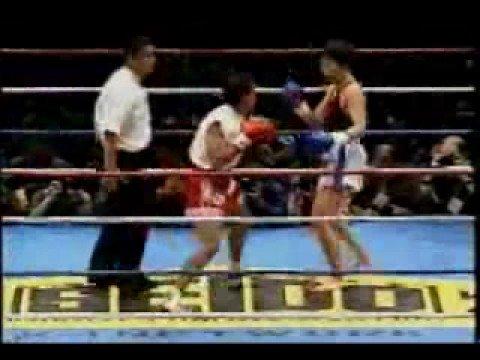 Lucia Rijker vs Yoriko Okamoto (K-1) en streaming
