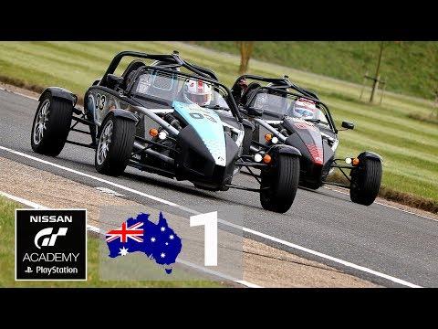 GT Academy 2016: Ep1 Australia