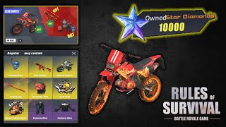 ROS : 10000 Star ⭐️ Spending For Star Supply | Game Play | EP.71 🔥🔥