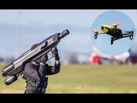 Thumbnail: 4 WAYS TO TAKE DOWN ILLEGAL DRONES