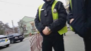Уроки парковки от Сумской Полиции