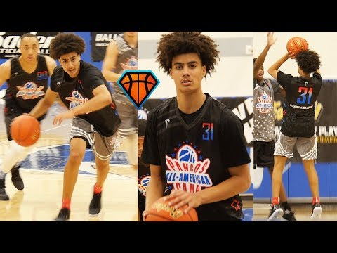 Will Richardson Makes It Look TOO EASY at Pangos All-American!! | Fast Rising GA Prospect