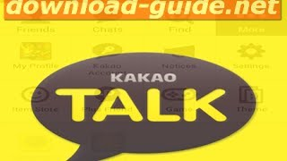 Kakaotalk message ringtone download