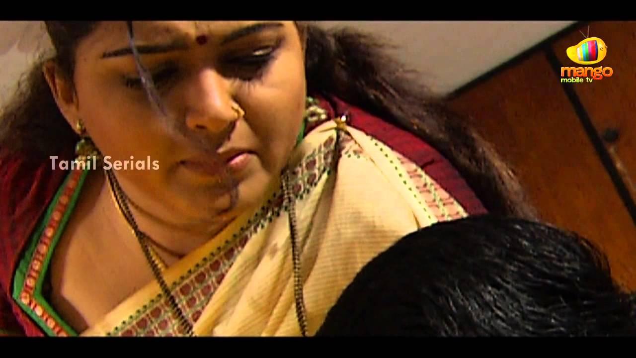 Kushboo Tamil Hot Top namma kudumbam - episode 35 - youtube