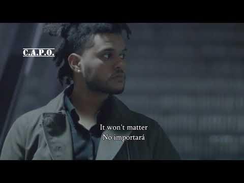The Weeknd - I Was Never There [Lyrics - Sub Español]