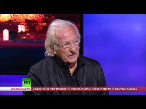 "JOHN PILGER: ""WHITE HELMETS ARE A COMPLETE PROPAGANDA CONSTRUCT IN SYRIA"""