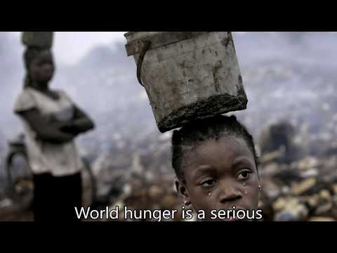 World Hunger - Environmental Science Project