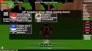 Pokemon Roblox Épisode 2 Get In My Pokeball