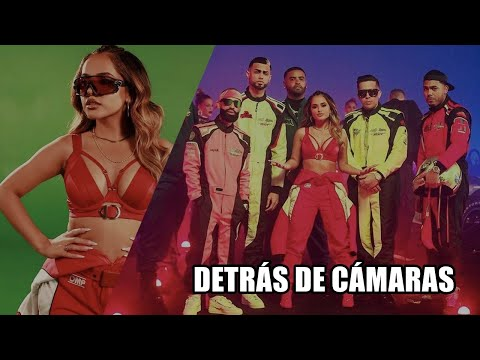 Becky G, Jay Wheeler, Myke Towers, – La Curiosidad (Remix) [Behind The Scenes]