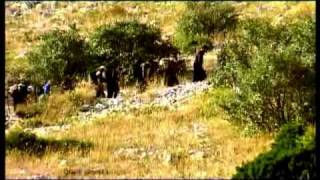 Фрагмент фильма о обители.