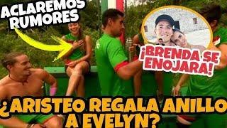 ¿ARISTEO entrega ANILLO a EVELYN? ¡Aclaremos RUMORES! | EXATLÓN MÉXICO