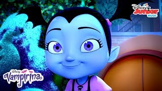 Vee's Favorite Music Videos! Compilation | Vampirina | Disney Junior