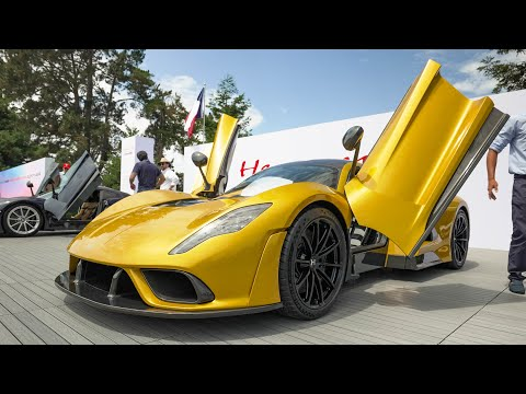 IS THE HENNESSEY VENOM F5 GOING TO BE FASTER THAN BUGATTI? || Manny Khoshbin