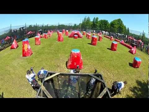 Border Battle 2K12 CXBL Elite Tremblant VS Scarborough