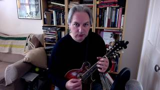 The Silver Spire (reel) on mandolin