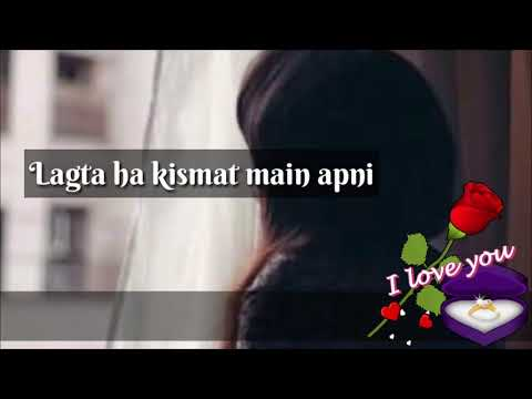 "Whatsapp Status Song| Dil Ka Sheesha Toota Pal Me Pyar Bana Afsana , Sad Song"" By Honey"