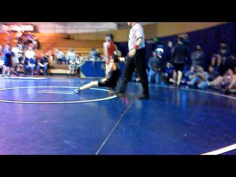 Chris Rosas Eastbrook Middle School Wrestling