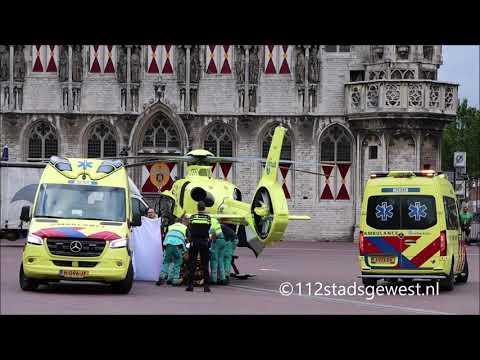 Zwaargewonde Na Schietpartij Burggang Middelburg