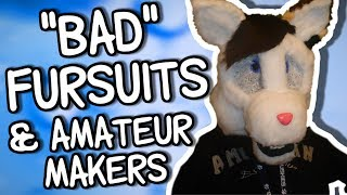 """Bad"" Fursuits & Amateur Makers [The Bottle Ep18]"