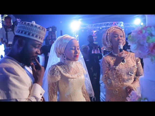 Ovation Platinum Wedding Between  Fatima Aliko Dangote & Jamil Abubakar