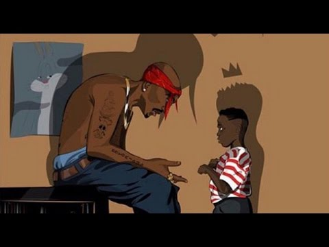 2pac-Don´t go to sleep and Kendrick Lamar-King Kunta Remix