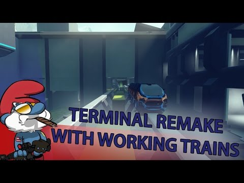 Terminal Remake With Working Train Released