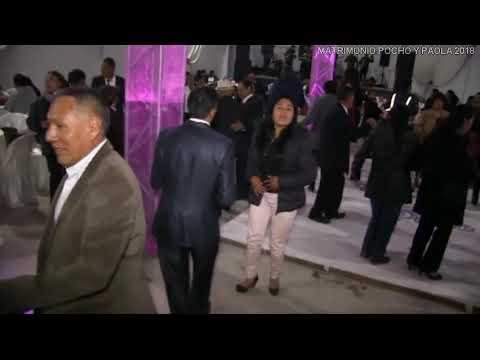 MATRIMONIO DE POCHO Y PAOLA EN ACOLLA 2018  TERCERA PARTE
