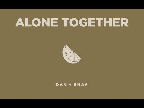 Dan + Shay  Alone Together Icon