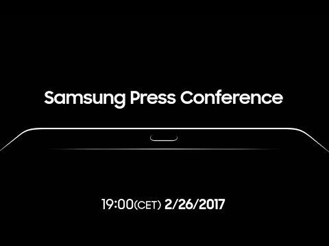 Evento en vivo Samsung MWC 2017 #MWC2017