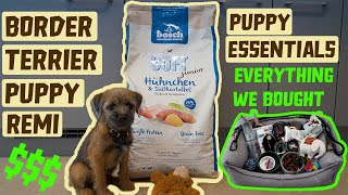 PUPPY ESSENTIALS 2021 | EVERYTHING we bought for our NEW PUPPY