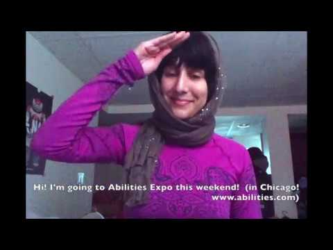 Come See ElleJay Volpe at Abilities Expo Chicago 2017!