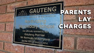 The parents of a 14-year-old allegedly involved in a racist altercation with a teacher at a school in Northriding says they have pressed charges against the teacher in question. Gauteng Education MEC Panyaza Lesufi visited the school on 7 May 2021 after a video of the incident appeared on social media.  #RacismIncident #Northriding #PanyazaLesufi
