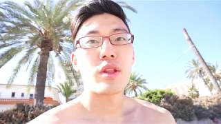 What not to do at a TOPLESS BEACH (Eurotrip part 1)