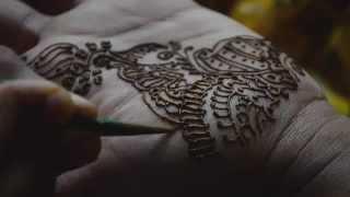 Татуировка хной в домашних условиях, Часть 2, Обучение(Натуральная хна для татуировок дома: http://www.hna-tatu.ru Татуировка хной в домашних условиях. Рисунок мехенди..., 2014-06-19T23:01:29.000Z)