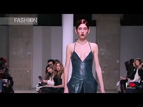 FATIMA LOPES Fall 2016 2017 Paris - Fashion Channel