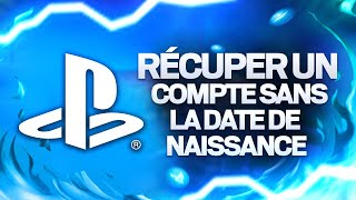 (PS3/PS4) TUTO : Récupérer un compte PSN sans connaître la date de naissance !