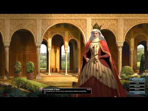 Civilization V OST | Isabella War Theme | Viva La Quince Brigada