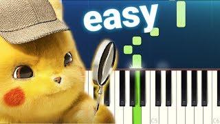 Kygo - Carry On ft Rita Ora (100% EASY PIANO TUTORIAL)