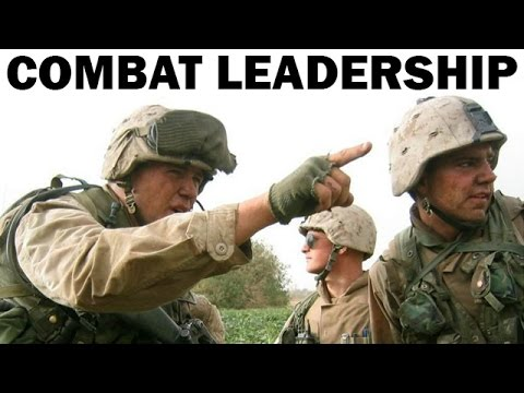 Marine Corps Combat Leadership | USMC Training Film | 1986
